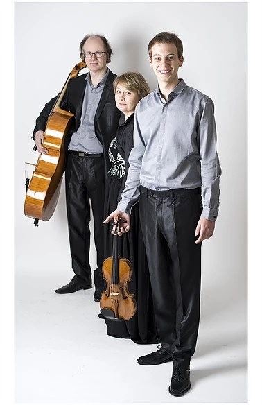 Photo du groupe Wiener Mozart Trio