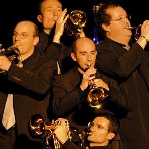 Vignette de l'ensemble Les Trompettes de Lyon